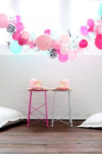 Born to Party - Modern Balloons & Partyware - DIY Balloon Garland Kits