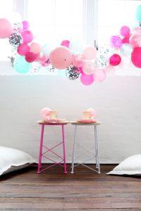 Born to Party - Modern Balloons & Partyware - DIY Balloon Garland Kits